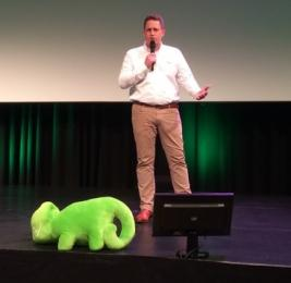 SUSE Expert Days heeft als thema Open Redefined