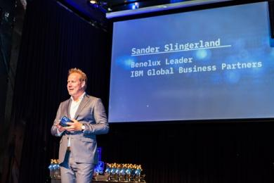 Sander Slingerland van IBM over AI, IoT en Watson Build
