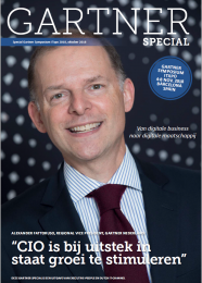 Gartner Special Executive People Magazine nu online!