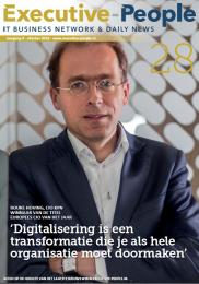 Nu online: oktober editie Executive People Magazine