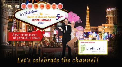 Dutch IT-channel Awards Lustrumgala