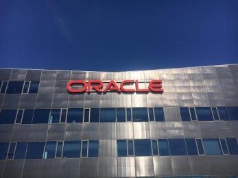 Oracle leidt Data Management Solutions for Analytics markt