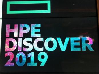 HPE Discover live verslag door Executive People