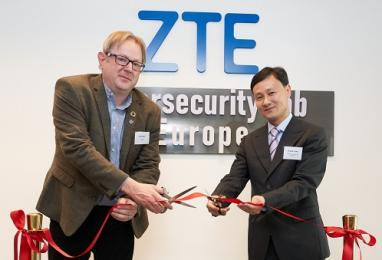 ZTE opent Cybersecurity Lab Europe in Brussel