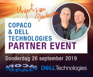 Copaco en Dell Technologies organiseren partner event