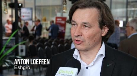 Eshgro Digital Workplace update met Anton Loeffen