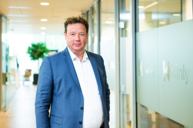 Mike Gries is nieuwe Managing Director voor de Benelux van Kinly