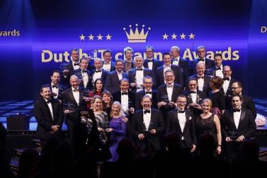 Welke CSP wint een Dutch IT-channel Award?