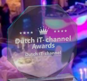 Welke Cloud Distributor wint een Dutch IT-channel Award?