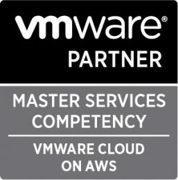 ITQ behaalt de Master Services Competency voor VMware Cloud on AWS