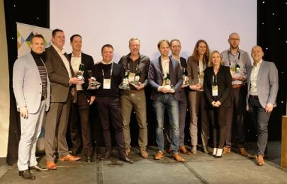 VMware Partner Awards in Utrecht uitgereikt