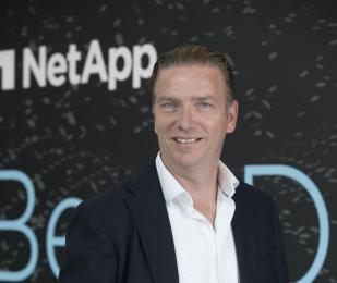 NetApp country director Oscar Wijnants over goed bewaard geheim Data Fabric
